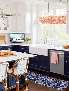 Home Decor Ideas Kitchen Cabinets by Decorating Ideas Inspired By A Colorful California Kitchen