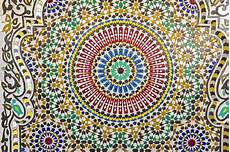 carrelage traditionnel marocain mosaic in morocco stock photo image of muslim