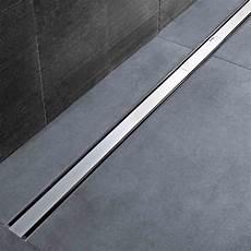 canalina doccia canaletta geberit cleanline60 acciaio inox spazzolato 30