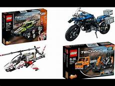 Lego Technic 2017 Official Set Pictures