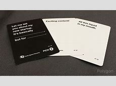 free cards against humanity online