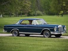 mercedes 300 se 1965 mercedes 300 se coup 233 revivaler