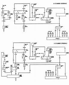 1984 gmc wiring diagrams repair guides