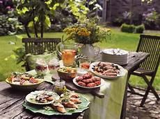 gartenparty snacks grillen heft juni 2014 foto