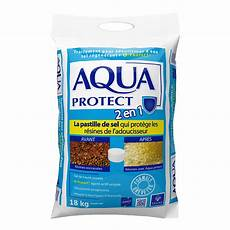 sel pour adoucisseur 18 kg aquaprotect 18 l leroy merlin