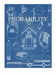 probability worksheet with answers tes 5990 probability flat icons probability worksheets math worksheets powerpoint lesson