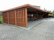 Carport Für 3 Stellplätze - carportreihenanlagen