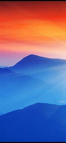 Blue And Orange Wallpaper Iphone