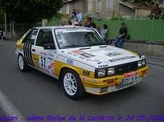 renault 11 turbo rally anything rally rally car