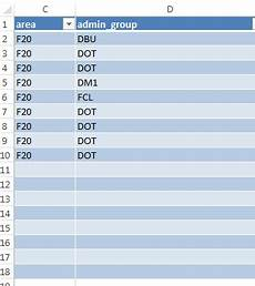 excel vba count table rows which contain data stack overflow