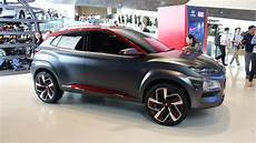 Oh There S Already A Hyundai Kona Iron Edition