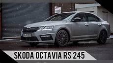 Skoda Octavia Rs 245 2018 Test Review Fahrbericht