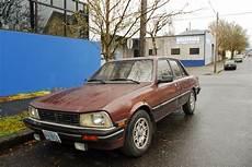 Parked Cars 1986 Peugeot 505 Turbo
