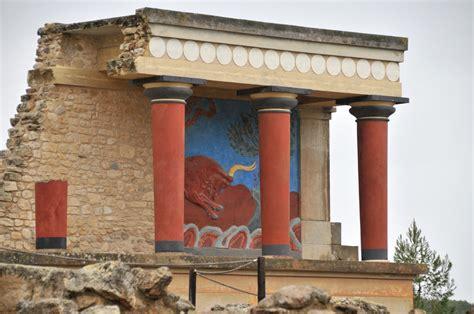 Greek Temples Painted
