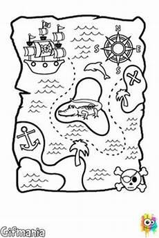 Malvorlagen Map Printable Treasure Map Activity Printables Pirate