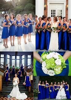 Bridesmaid Dresses Robes De Demoiselles D Honneur Bleu Roi