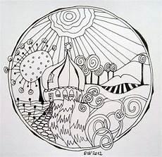 ausmalbilder kunst grundschule tekenpraktijk de innerlijke wereld kleuren of tanglen
