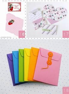 comment faire des enveloppes faire ses propres enveloppes