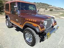 1983 Jeep CJ 7  Laguna Classic Cars & Automotive Art