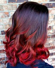 25 thrilling ideas for ombre hair