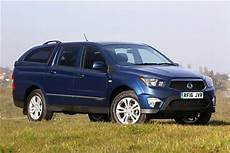 Ssangyong Korando Sports Review 2012 2016 Parkers
