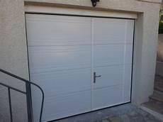 prix porte de garage electrique porte de garage basculante avec portillon electrique la