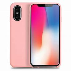 iphone x pro wholesale iphone xs x ten pro silicone pink
