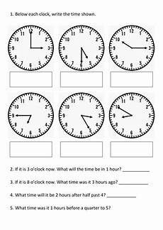 free time worksheets grade 4 3348 year 4 time assessment ks2 teaching resources