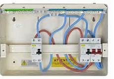 consumer unit product range shayla electrical