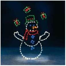 Animated Decorations Outdoor by Outdoor Decorations New Used Large Ebay