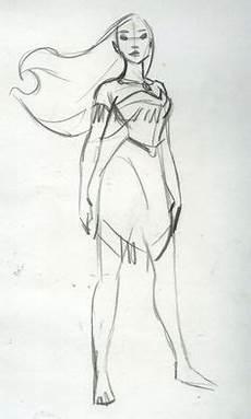steve thompson disney drawings disney princess