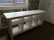 ikea console table ikea hemnes console table white stain disassembled in brighton east sussex gumtree