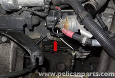 small engine repair training 2012 bmw 7 series engine control bmw z4 m s54 6 cylinder coolant pipe replacement 2003 2006 pelican parts diy maintenance article