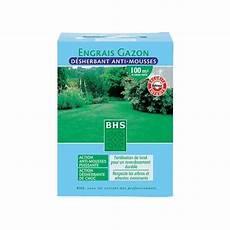 engrais gazon anti mousse d 233 sherbant green 174 bhs