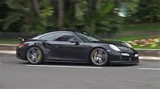 Porsche 991 Turbo - porsche 991 turbo s w techart wheels custom exhaust