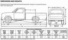 2019 ford ranger dimensions ford ranger dimensions the ranger station