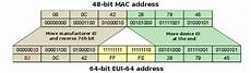 sed how to use shell to derive an ipv6 address from a