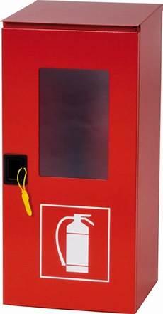 cassetta antincendio cassetta per estintori da 6 kg thunder firest