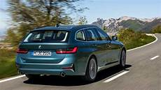 Bmw 3er Touring 2019 - 2020 bmw 3 series touring debuts its roof lines for