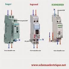 Schema Branchement Tableau Electrique Hager Safig