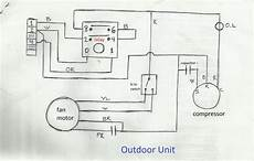 gree split air conditioner wiring diagram air conditioner fan wiring diagram wiring library