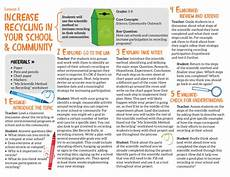 free recycling lesson plans to use in your classroom