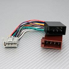 Panasonic 16pin Iso Car Stereo Audio Wire Connector New Ebay