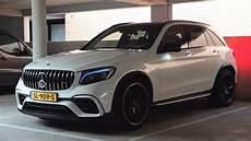 Mercedes Amg Glc 63 - 2019 mercedes amg glc 63 s 4matic drive review
