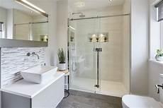 master ensuite shower room in kingston bathroom