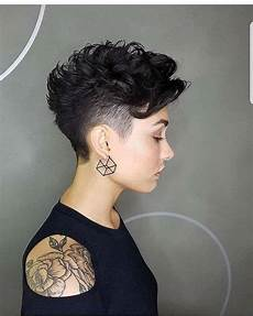 50 bold curly pixie cut ideas to transform your style in 2020