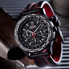 detomaso firenze mens sports chronograph stainless