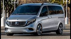 2020 mercedes eqv fully electric premium mpv