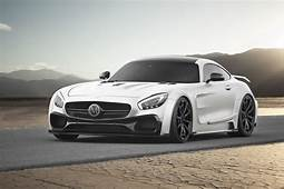 Mansorys Mercedes AMG GT S Gets Red Hot  Carscoops