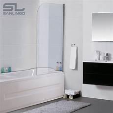 glas badewanne duschwand badewannenaufsatz duschabtrennung
